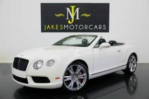2013 Bentley Continental GT ($219K MSRP)...ONLY 2400 MILES!