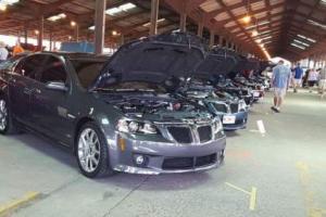 2009 Pontiac G8 GXP Photo