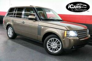 2010 Land Rover Range Rover HSE 4dr Suv