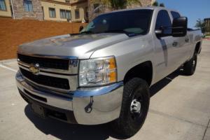 2008 Chevrolet Silverado 2500 Work Truck