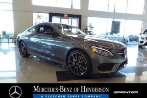 2017 Mercedes-Benz C-Class AMG C43 Coupe
