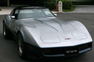 1981 Chevrolet Corvette TTOP - 58K