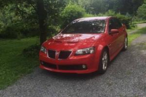2008 Pontiac G8 GT Photo