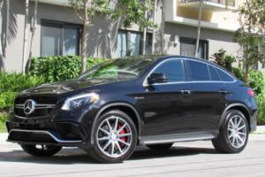 2017 Mercedes-Benz GLE AMG GLE 63 S 4MATIC Coupe