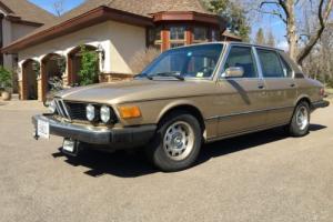 1979 BMW 5-Series