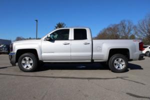 "2017 Chevrolet Silverado 1500 4WD Double Cab 143.5"" LT w/1LT"