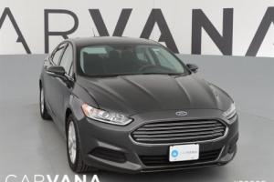 2016 Ford Fusion Fusion SE