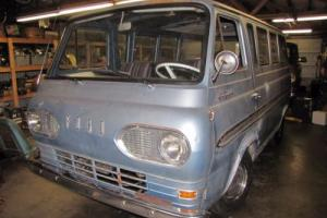 1963 Ford E-Series Van