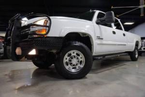 2007 Chevrolet Silverado 2500 LT2 6.6L LBZ Duramax 4X4 Allison 115K LWB 1owner