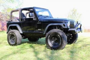 2006 Jeep Wrangler Trail Rated