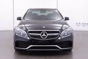 2016 Mercedes-Benz E-Class 4dr Sedan AMG E 63 S 4MATIC