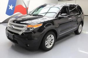 2013 Ford Explorer XLT 7PASS LEATHER PARK ASSIST