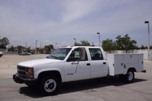 1996 Chevrolet C/K Pickup 3500 Service Utility Body