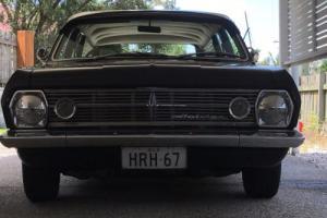 Holden Hr Premier Wagon