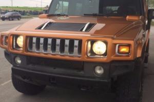 2006 Hummer H2 H2
