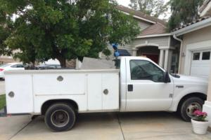 1999 Ford F-350 Service Bed