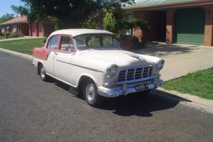 1958 FC Holden Sedan, Original 53,000 miles, Original Paint & Interior