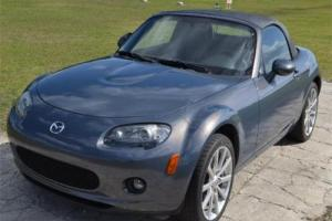 2008 Mazda MX-5 Miata Grand Touring 2dr Convertible (2L I4 6A)