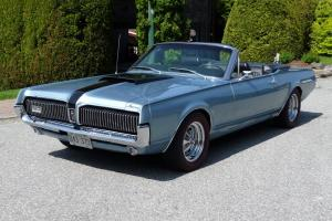1967 Mercury Cougar XR7  | eBay Photo