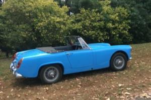1968 MG Mark 3 Midget