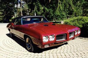 1970 Pontiac GTO Convertible | eBay Photo