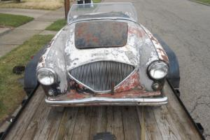 1954 Austin Healey 100-4 100-4