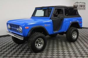 1973 Ford Bronco SPORT 4X4 PS PB AUTO