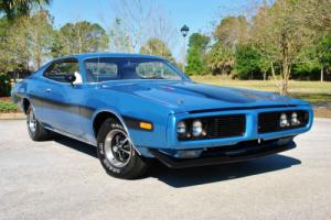 1973 Dodge Charger 440 U Code Extremely Rare 1 of 717 Hi Performance