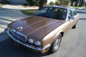 1988 Jaguar XJ6 XJ6 VANDEN PLAS SEDAN