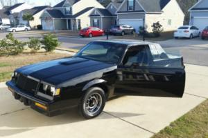 1987 Buick Regal Grand National Photo