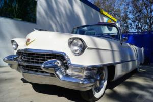 1955 Cadillac Series 62 Convertible 'SERIES 62' 331/250HP V8 CONVERTIBLE Photo