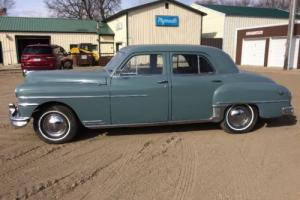 1950 DeSoto 4 dr