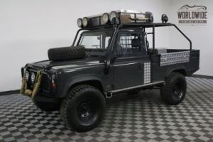 1983 Land Rover Defender RESTORED CUSTOM BUILD OVER THE TOP Photo