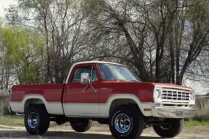 1976 Dodge Power Wagon Power Wagon D100 Photo
