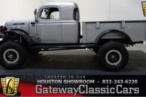 1950 Dodge Power Wagon --