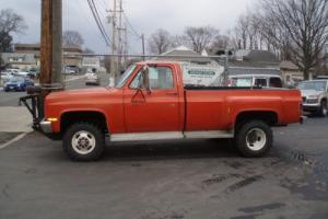 1984 GMC Sierra 3500