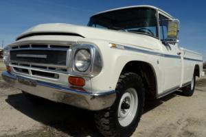 1969 International Harvester Other Pickup 1100 1/2 Ton