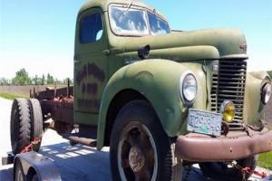 1947 International 1 1/2 Ton Truck --