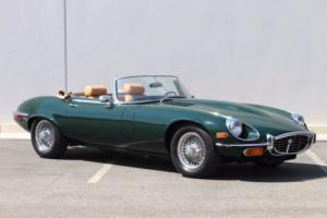 1973 Jaguar E-Type Photo