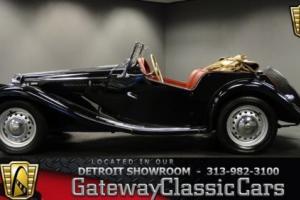 1955 MG T-Series 1500
