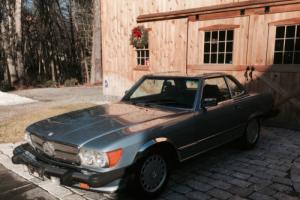 1986 Mercedes-Benz 500-Series NO RESERVE Photo