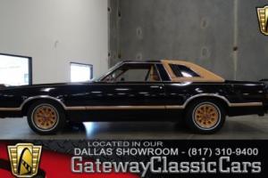 1979 Mercury Cougar --