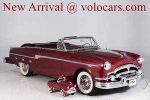 1953 Packard Convertible --