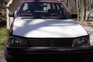 1985 Peugeot 505 S