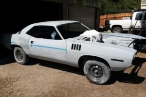 1971 Plymouth Barracuda Gran Coupe Photo