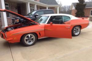 1972 Pontiac GTO GTO Judge Clone Photo