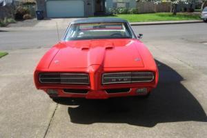 1969 Pontiac GTO GTO