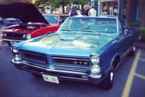 1965 Pontiac GTO Convertible Photo