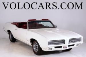 1969 Pontiac GTO -- Photo