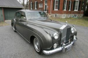 1962 Rolls-Royce Silver Cloud II Photo